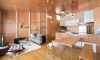 Heiwa Lodge Living and Dining Area | West Hirafu