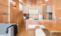 Heiwa Lodge Kitchen and Dining Area | West Hirafu
