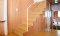 Heiwa Lodge Up Stairs | West Hirafu