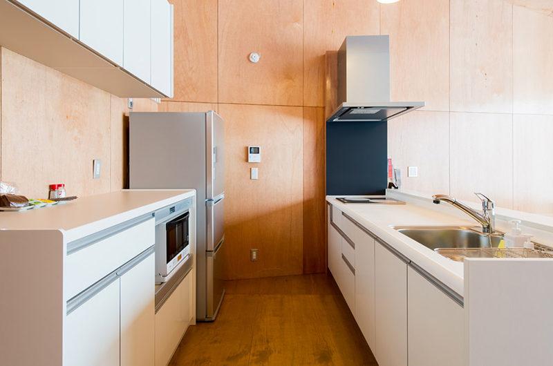 Heiwa Lodge Kitchen | West Hirafu