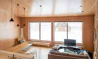 Heiwa Lodge TV Room | West Hirafu