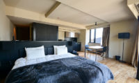 Muse Niseko Spacious Bedroom with Dining Area | Middle Hirafu