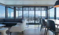 Aspect Niseko Living Area with Mountain View | Middle Hirafu Village