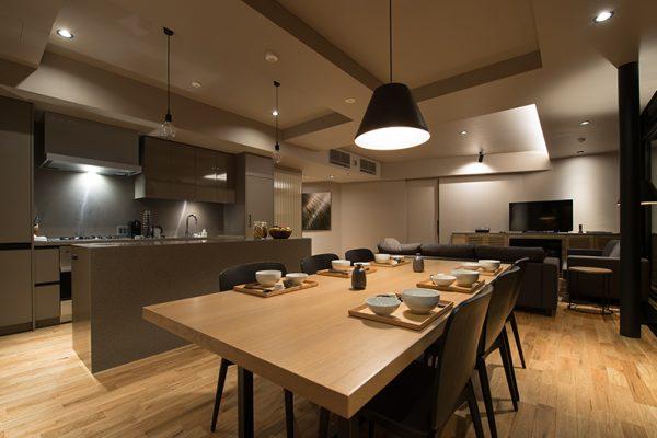 Aspect Niseko Dining Area | Middle Hirafu Village