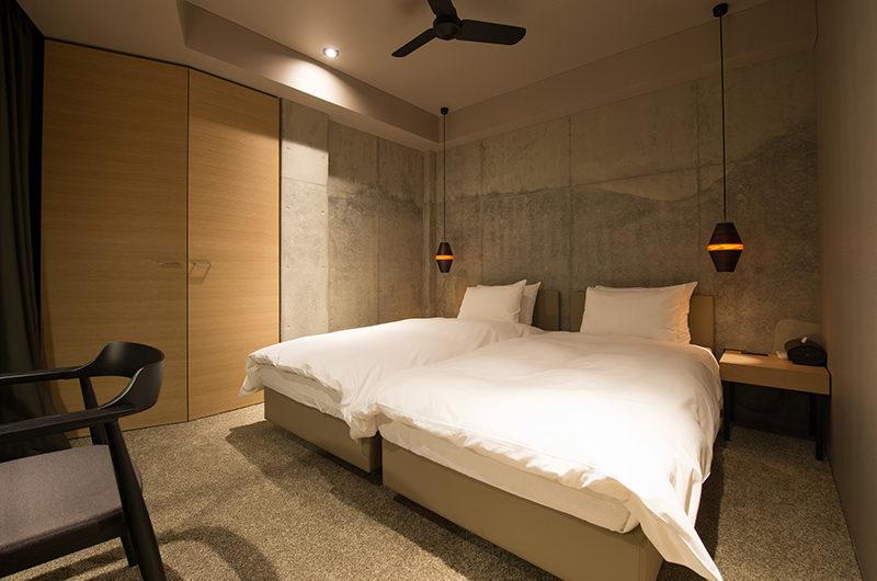 Aspect Niseko Twin Bedroom | Middle Hirafu Village