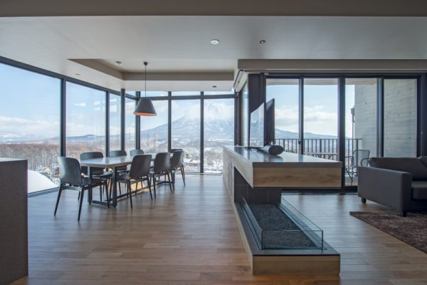 Aspect Niseko Dining with Mountain View | Middle Hirafu Village