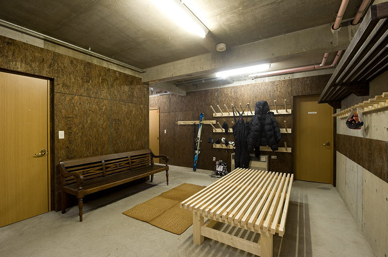 Chalet Murasaki Drying Room | Upper Hirafu