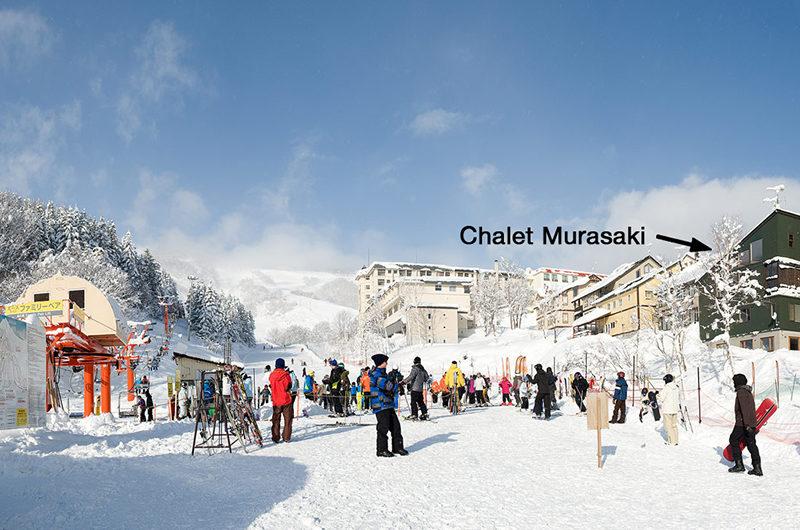 Chalet Murasaki Outdoor Skiing | Upper Hirafu