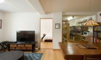 Chalet Murasaki TV Room | Upper Hirafu