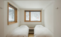 Chalet Murasaki Twin Bedroom | Upper Hirafu