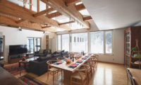 Chalet Murasaki Living and Dining Area | Upper Hirafu
