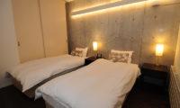 Full Circle Twin Bedroom | Middle Hirafu