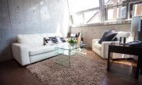Full Circle Lounge Area | Middle Hirafu