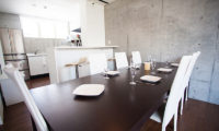 Full Circle Kitchen and Dinig Area | Middle Hirafu