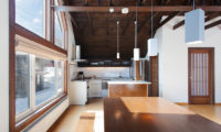 Ginsetsu Kitchen and Dining Area | Middle Hirafu