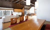 Ginsetsu Dining Area | Middle Hirafu