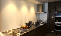 Hirafu 188 Apartments Kitchen with Utensils | Upper Hirafu