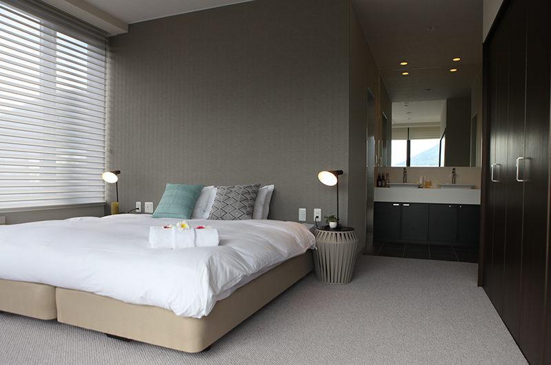 Hirafu 188 Apartments Bedroom View | Upper Hirafu