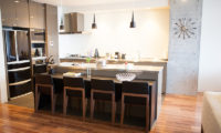 Hirafu 188 Apartments Kitchen Area | Upper Hirafu
