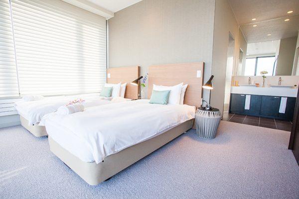 Hirafu 188 Apartments Twin Bedroom | Upper Hirafu