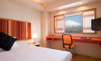 M Hotel Room - Double Configuration with Study Table | Middle Hirafu