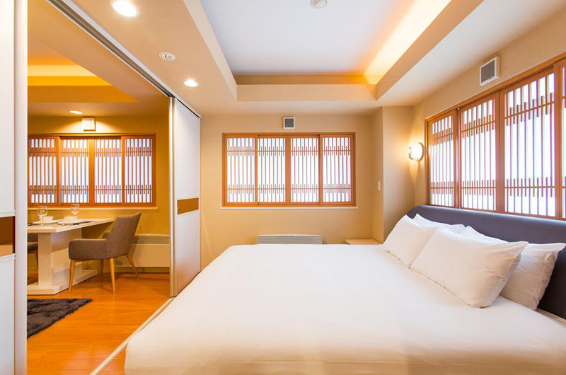 M Hotel Suite Bed Space | Middle Hirafu