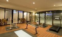 M Hotel Gym | Middle Hirafu