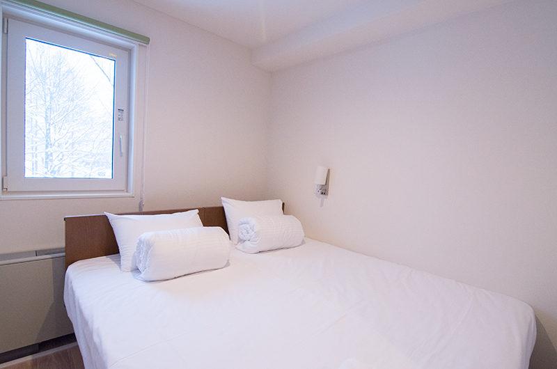 My Ecolodge Bedroom View | East Hirafu