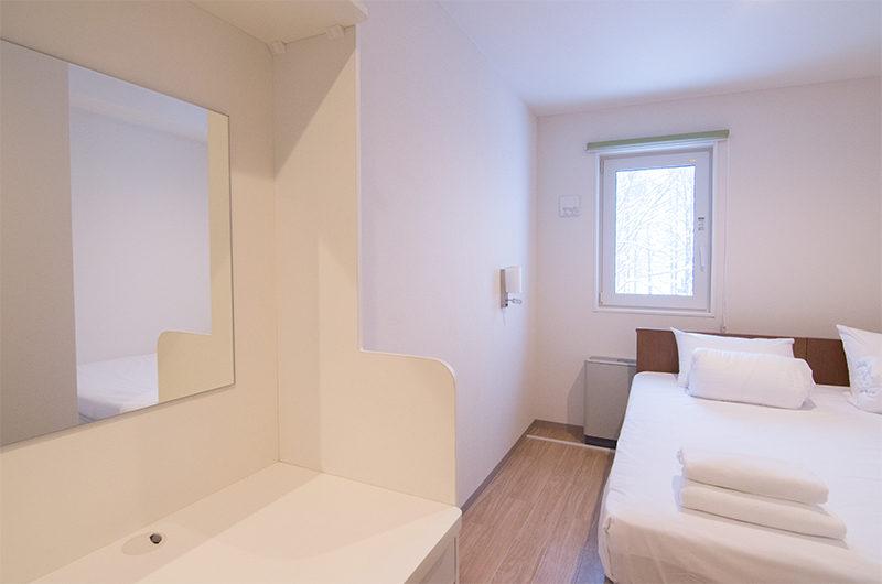 My Ecolodge Double Room | East Hirafu