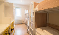 My Ecolodge Quad Bunk Room | East Hirafu