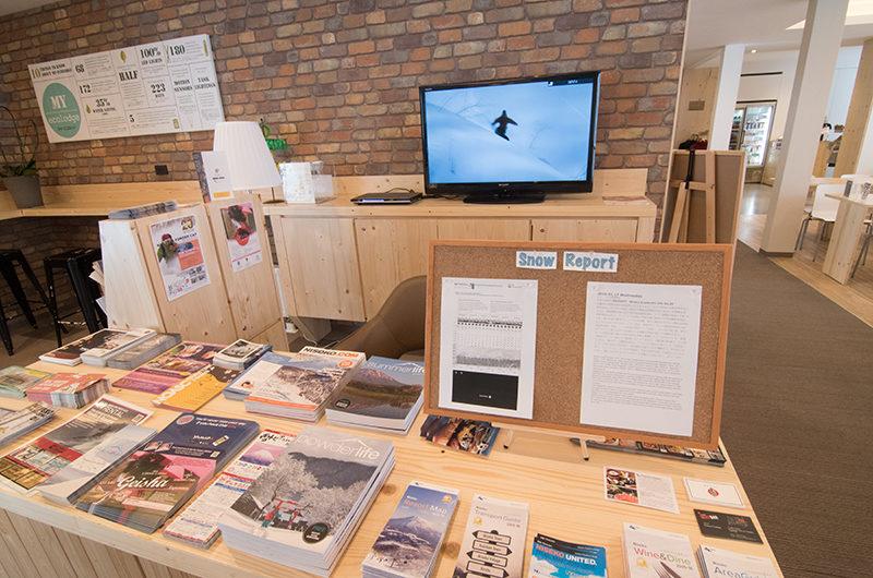 My Ecolodge Info Desk | East Hirafu