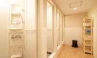 My Ecolodge Communal Showers | East Hirafu