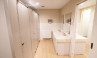 My Ecolodge Communal Bathroom | East Hirafu