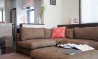 Neyuki Townhouses Lounge | Middle Hirafu