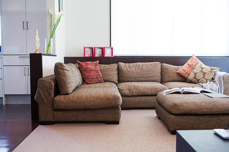 Neyuki Townhouses Lounge Area | Middle Hirafu