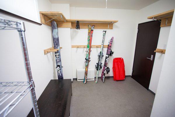 Neyuki Townhouses Drying Room | Middle Hirafu
