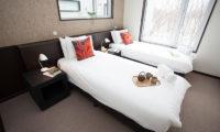 Neyuki Townhouses Twin Bedroom | Middle Hirafu