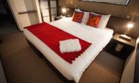 Neyuki Townhouses Bedroom | Middle Hirafu