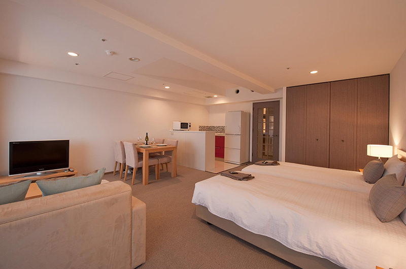 One Niseko Resort Towers Bedroom Suite | Moiwa