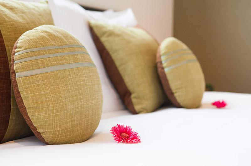 Powder Haven Cushions | Lower Hirafu
