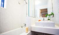Powder Haven Bathroom with Bathtub | Lower Hirafu