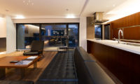 Setsugetsu Terrace Kitchen and Lounge Area | Middle Hirafu