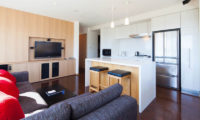 Snow Crystal Kitchen and Living Area | Upper Hirafu
