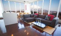 Snow Crystal Lounge Area | Upper Hirafu