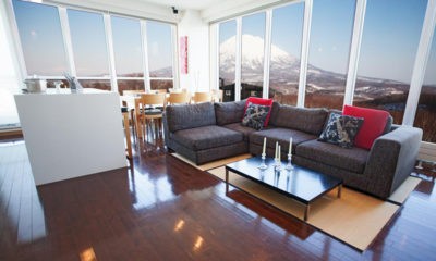 Snow Crystal Lounge Area | Upper Hirafu