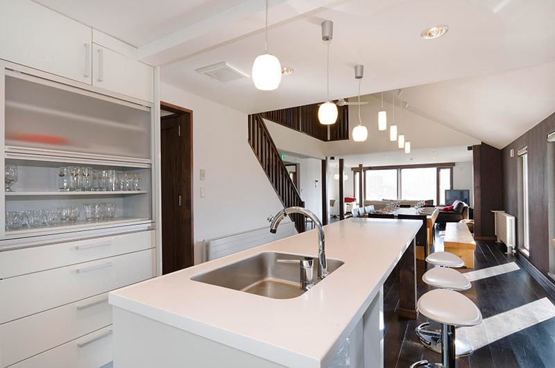 Sugarpot Modular Kitchen | Lower Hirafu