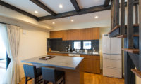 Tahoe Lodge Kitchen and Dining   East Hirafu