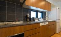 Tahoe Lodge Kitchen Area | East Hirafu
