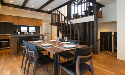 Tahoe Lodge Kitchen and Dining Area | East Hirafu