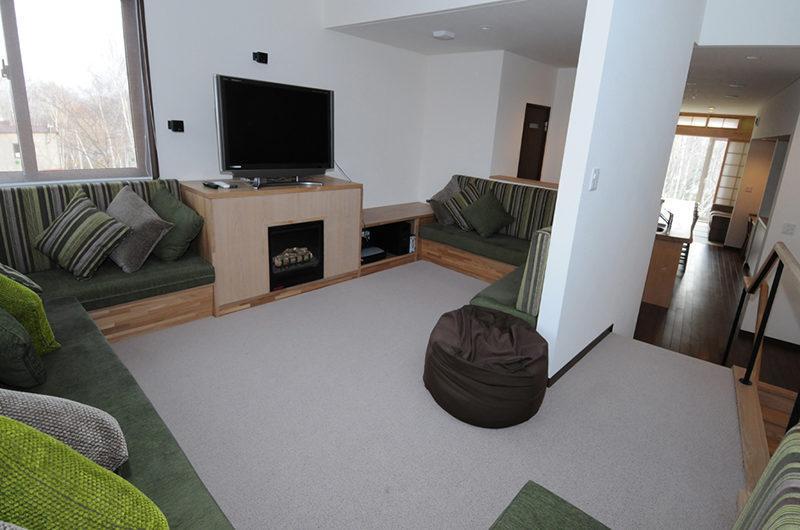 Tamo TV Room | Middle Hirafu